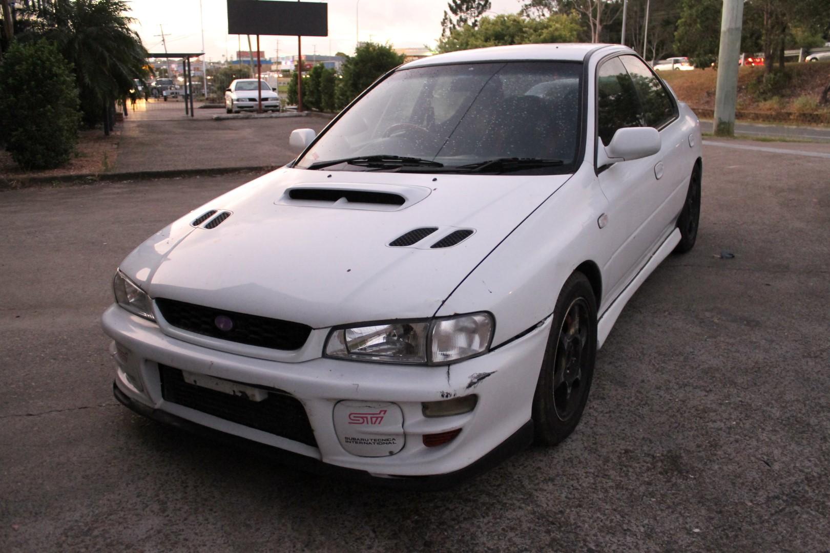 67 99WRX 1999 Subaru Impreza WRX GC8