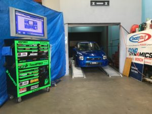 Southside Subie Club Dyno Day - September 2017