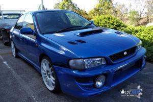 1999 Subaru Impreza WRX GC8 Wrecking Parting Out