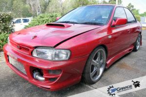 148-94WRX: 1994 Subaru Impreza WRX GC8 sedan - 3P Garage